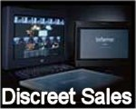 Discreet Logic Sales, Flame, Smoke, Inferno, Fire, For Sale