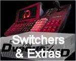 Switchers, Noise Reducers, Vectorscopes, and More For Sale
